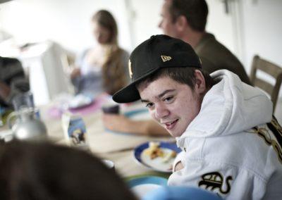 Målgruppe på Dyssegården er unge med psykiatriske problemstillinger